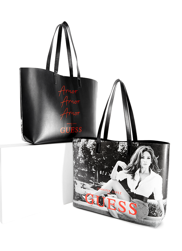Make a purchase in Guess stores over 300 leva and get a limited-edition J  LO bag by GUESS! f2655726043
