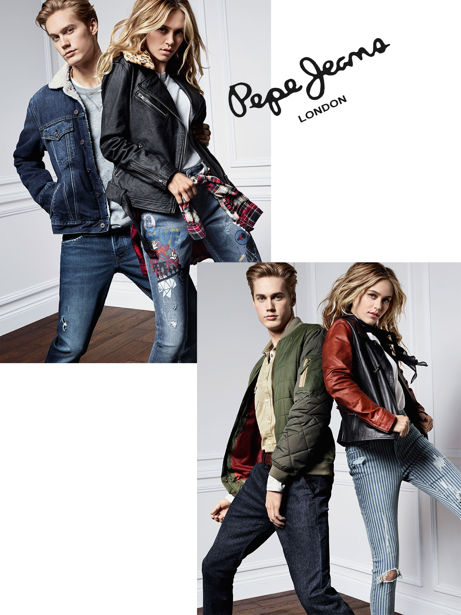 Distribution Jeans Brands Pepe Aw17 Global 0fvwPw