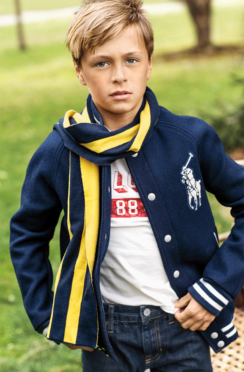 Polo Ralph Lauren Kids Fall/Winter 2016 collection ...