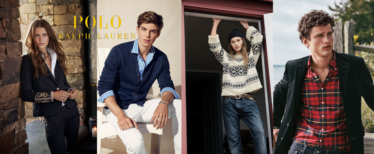 Lauren Polo Brands Ralph Distribution Holiday Campaign 2016Global qVGUSzMp