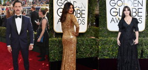 Ralph Lauren at the 74th Annual Golden Globe Awards