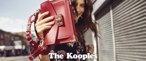 Welcome, The Kooples!
