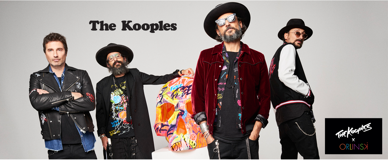 The Kooples x Richard Orlinski