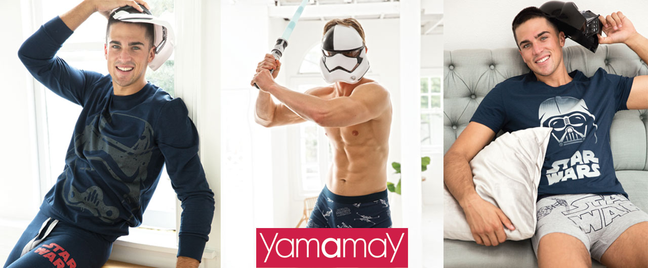 Star Wars & Yamamay