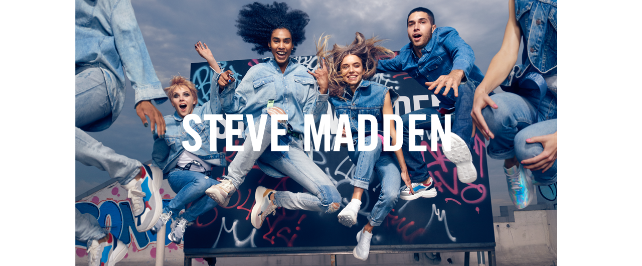 Welcome, Steve Madden!