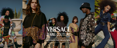 VERSACE JEANS COUTURE ЕСЕН-ЗИМА 2020