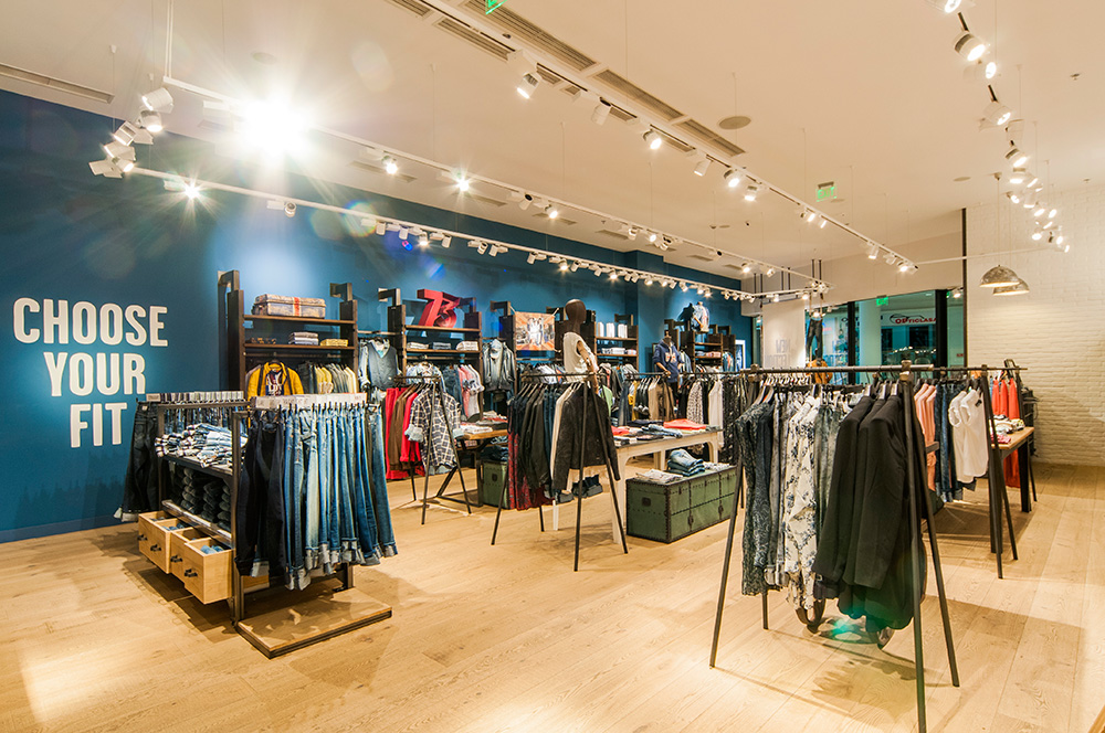 Pepe jeans global brands distribution - Pepe jeans showroom ...
