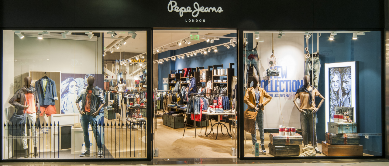 pepe jeans global brands distribution. Black Bedroom Furniture Sets. Home Design Ideas